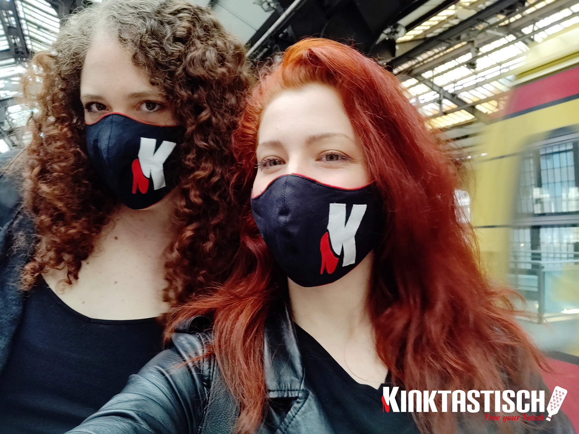The Kinktastisch Mask (Shipping Included)